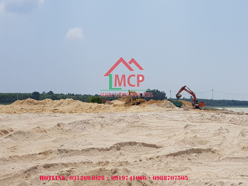 The latest price list of construction steel and steel in Ho Chi Minh City in 2020