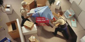 Dịch vụ chuyển nhà quận 8 đảm bảo an toàn