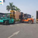 Đơn vị bốc xếp hàng hóa uy tín, đáp ứng nhanh chóng tại Tphcm